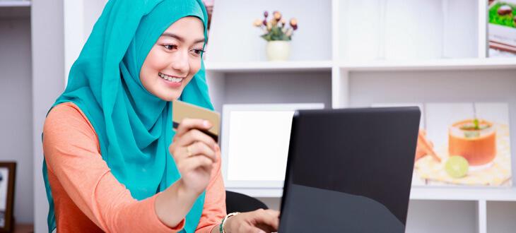 islamic credit card