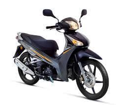 fuel efficient motorcycle