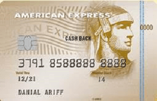 Maybank American Express Gold Credit Card