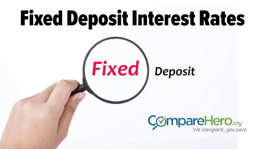 fixed deposit interest rates