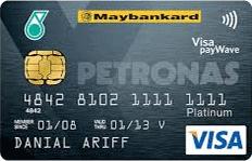 Petronas Maybank Visa Platinum