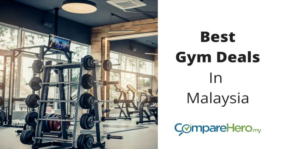 best gym deals in Malaysia