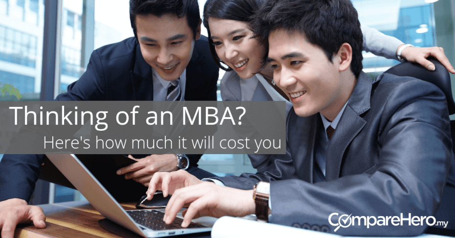 tuition fee of MBA programme