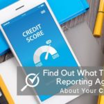 your credit history according to credit reporting agencies