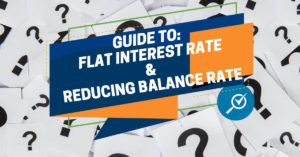 guide to flat interest rate reducing balance rate