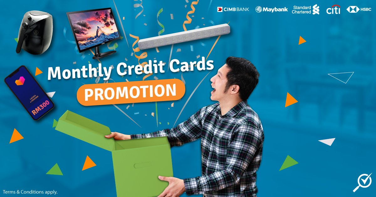 Credit Card Promotions, Offers & Free Gift Deals in Malaysia